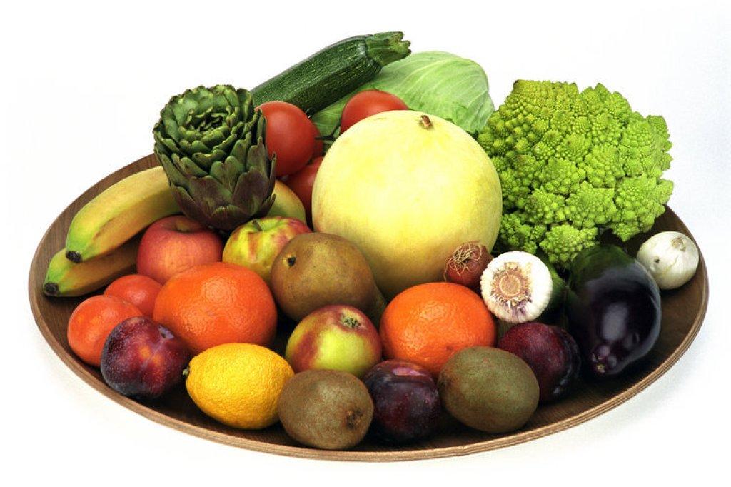 schnell reifendes Gemüse