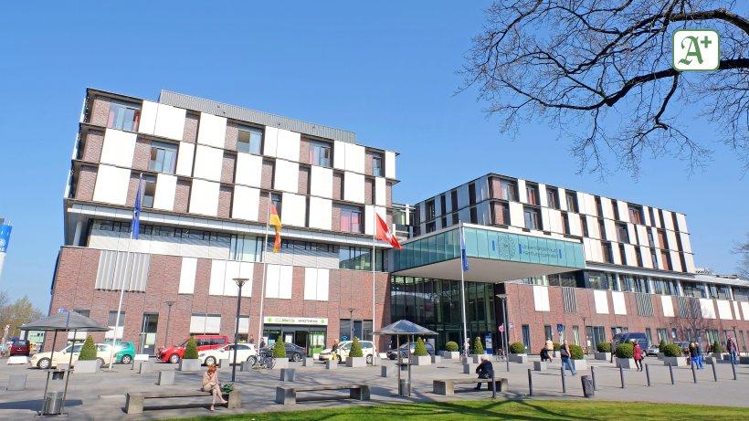 Uniklinikum Hamburg Eppendorf