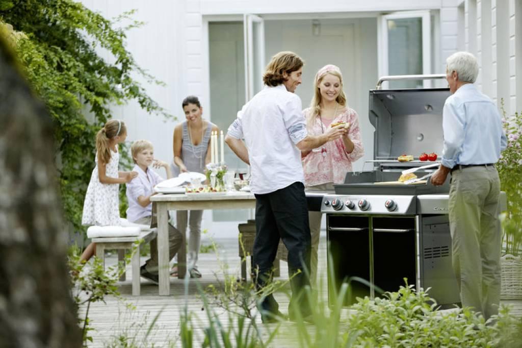 Outdoorküche Klappbar Unterschied : Vielfältiges grillen auf höchstem niveau wohnen hamburger
