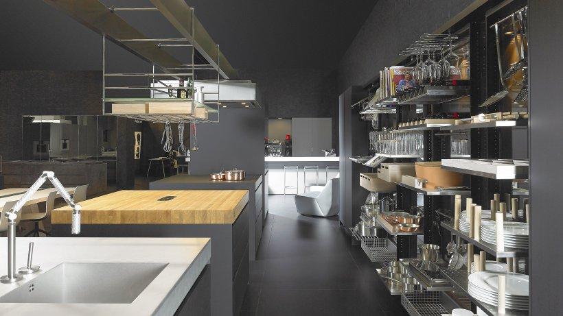 Die Küche wird jetzt zum Statussymbol - Wohnen - Hamburger Abendblatt